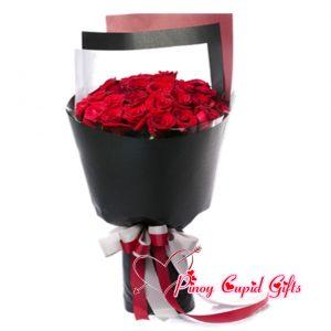 2 Dozen Roses (₱1,900 SALE!)