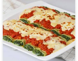 Spinach Cannelloni-Family