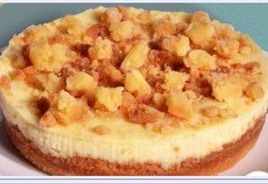 Caramel Bar Cheesecake by Max's