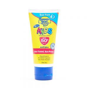 Banana Boat kids Sunscreen Lotion Spf 50+ 90 mL