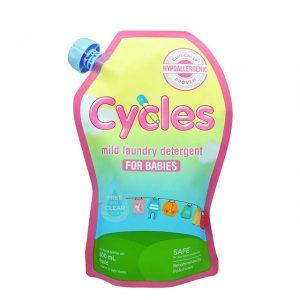 Mild Liquid Laundry Detergent for Babies 800mL