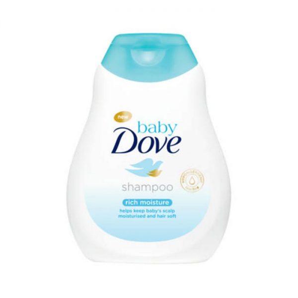 Dove Baby Rich Moisture Shampoo 200 mL