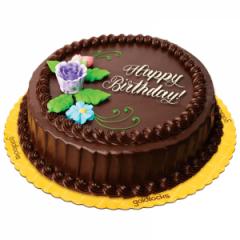 GD Chocolate Cake