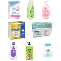 BABY PERSONAL CARE