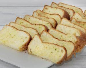 Garlic Brioche Bread Family Size -18pcs)