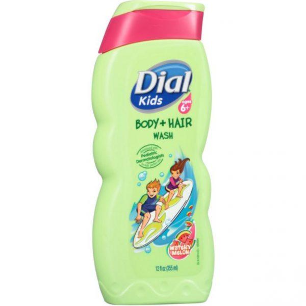 Kids Watery Melon Hair & Body Wash 340g
