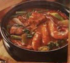 Pork and Shrimp Sinigang (Whole)