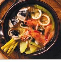Seafood Binakol (Whole)