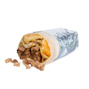 ArmyNavvy Plant-Based Breakfast Burrito