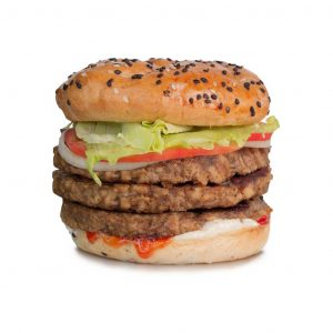 ArmyNavy Plant-Based Bully Boy Burger