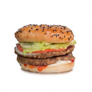 ArmyNavy Plant-Based Double Burger