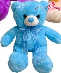 22 INCHES BLUE BEAR