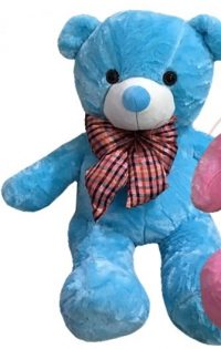 3FT BLUE BEAR