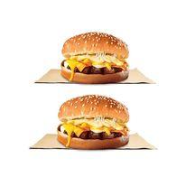 4-Cheese-Whopper (2 burgers)