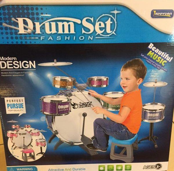 Kid's Drum Set