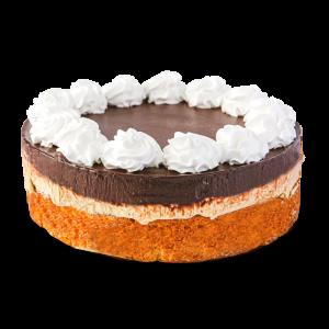 Choco Espresso Genoise Cake by Cake2Go