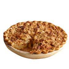 Apple Crumb Pie by Purple Oven