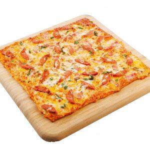 Sausage Jalapeño Pizza by Kenny Rogers