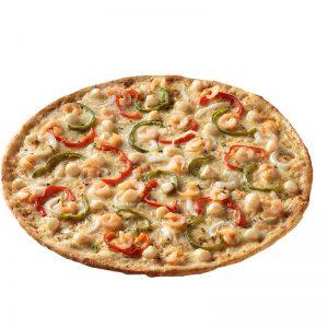 Shakey's Scallop & Shrimp Pizza Americana