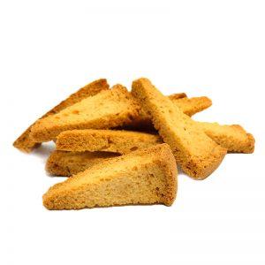 Toasted & Crisp Japanese Butter Chiffon Rusk