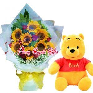 Flowers & Stuffed Toys