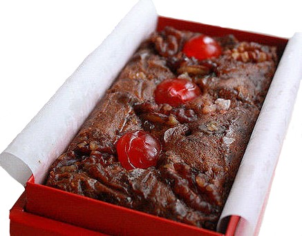 Holiday Fruit Cake by Mary Grace