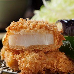 Yabu Cream Dory seafood Katsu Set