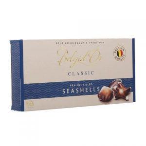 Belgid'Or Classic Sea Shells Chocolate 125g