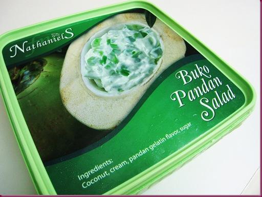 Buko Pandan Salad-2L