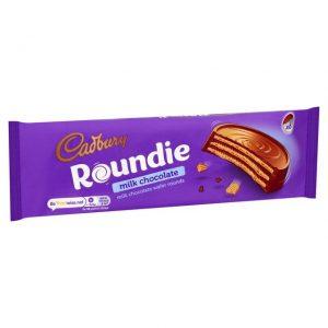 Cadbury Roundie Milk Chocolate 180g