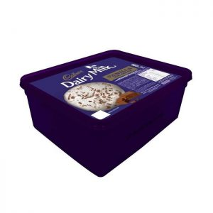 Cadbury Vanilla Ice Cream 1L