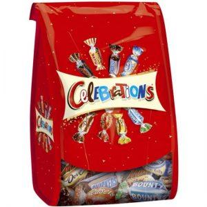 Celebrations Chocolate Sharing Bag 365g