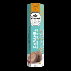 Droste Caramel Seasalt Chocolate Pastilles 80g