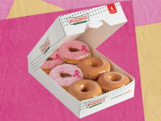 Box of 6 Pre-Assorted Donuts