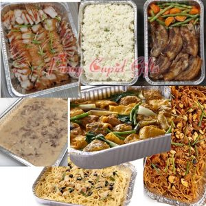 PCG PARTY PLATTERS